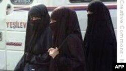 Pháp yêu cầu áp dụng lệnh cấm phụ nữ mặc burqua