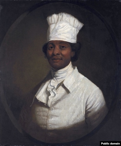 Hercules, George Washington's head cook in the 1780s, escaped while in Philadelphia with the president, and was later freed under the terms of Washington's will.