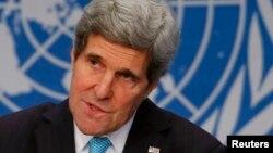 Le secrétaire d'Etat américain John Kerry se rend en Jordanie et en Arabie Saoudite pour discuter de l'évolution des pourparlers de paix israélo-palestiniens