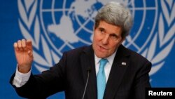U.S. Secretary of State John Kerry.