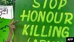 Phụ nữ Pakistan kêu gọi chấm dứt việc giết người được cho là để bảo vệ danh dự