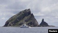 Группа островов островов Сенкаку (Дяоюйдао).