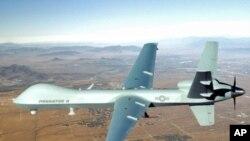收割者无人驾驶作战飞机