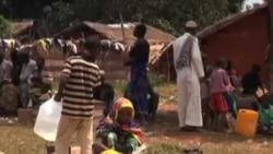 中非共和国穆斯林受到威胁
