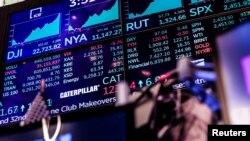 El Promedio Industrial Dow Jones, uno de los principales indicadores de Wall Street, terminó en alza el viernes tras un impulso de los inversores que han visto con buenos ojos la recuperación del mercado laboral en EE.UU.