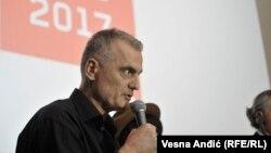 Izvinjenje zbog incidenta: Mladen Vušurović
