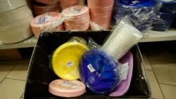 [VOA 현장영어 오디오] We are using too many disposable items