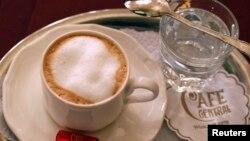ფოტოზე: ვენის ყავის სახლში დამზადებული ყავა, რომელიც იუნესკომ არამატერიალური კულტურული ძეგლების სიაში შეიტანა.