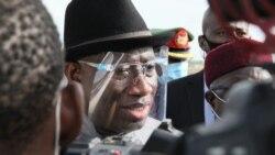 Jonanthan Goodluck, CEDEAO ciden ka nali Bamako