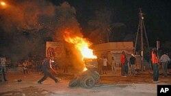 La décision du Conseil constitutionnel a provoqué des protestations le vendredi 27 janvier