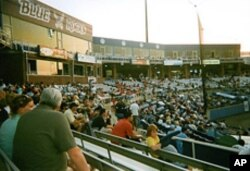 Fans enjoy the intimate setting of minor league games and the excitement of possibly seeing baseball's future stars.