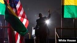 Cimeira África-Estados Unidos (foto de arquivo)