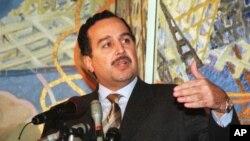 이집트 과도정부의 나빌 파미 신임 외무장관 (자료사진)