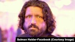سلمان حیدر (فائل فوٹو)