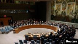 Le Conseil de sécurité de l'Onu à New York