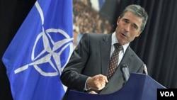 Sekjen NATO Anders Fogh Rasmussen mengatakan berduka cita atas meninggalnya Dubes Serbia untuk NATO, Branislav Milinkovic (foto: dok).