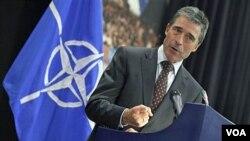 Sekjen NATO Anders Rasmussen (foto: dok)
