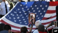 US Marks Anniversary of September 11 Attacks