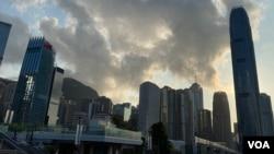 美國總統特朗普宣布取消香港特殊待遇,有商界人士認為,香港面對的不穩定性會增加。(美國之音湯惠芸)