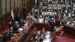 دیده بان حقوق بشر: حقایق بر خلاف قول رييس جمهوری يمن گواهی می دهد