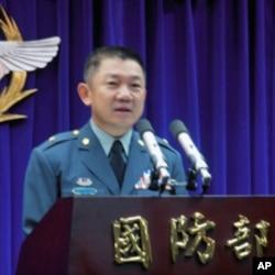 台湾国防部作战计划室助理次长郝以知