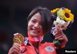 ოლიმპიური ჩემპიონი იაპონელი უტა აბე