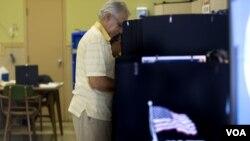 Las próximas votaciones (asambleas de partido) son en los estados de Nevada y Maine.