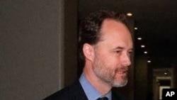 美國駐阿富汗副大使詹姆斯.坎寧安