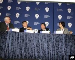 新美国安全中心南中国海研讨会