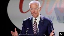 Mantan Wakil Presiden AS, Joe Biden