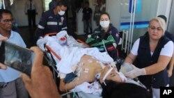 Massacre deixou 10 mortos