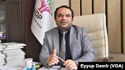 Parlementerê HDP'ê Tayîp Temel