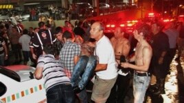 U požaru u klubu u Brazilu poginulo je više od 230 osoba
