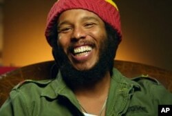 Ziggy Marley in a scene from MARLEY, a Magnolia Pictures release.