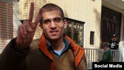 مجتبی داداشی، دانشجوی ترم آخر دانشگاه حکیم سبزواری