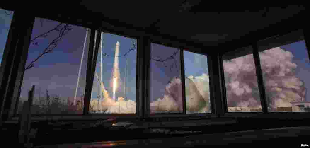 រ៉ុកកែតNorthrop Grumman Antares ដែលមានគ្រឿងផ្គត់ផ្គង់ថ្មីសម្រាបយានអវកាស ត្រូវបានបាញ់បង្ហោះពីទីតាំងនៅPad-0A at NASA ក្នុងរដ្ឋVirginia សហរដ្ឋអាមេរិក។ បេសកម្មដឹកគ្រឿងផ្គត់ផ្គង់លើកទី១១ របស់ Northrop Grumman សម្រាប់ទីភ្នាក់ងារណាសា ទៅកាន់ស្ថានីយ៍អវកាសអន្តរជាតិ នឹងដឹកសម្ភារៈមានទម្ងន់សរុប ៧,៦០០ផោន ដែលរួមមានប្រដាប់ប្រដាសម្រាប់ស្រាវជ្រាវវិទ្យាសាស្ត្រ សម្ភារៈសម្រាប់អវកាសយានិក និងគ្រឿងសម្រាប់យានយន្ត ឆ្ពោះទៅកាន់ស្ថានីយ៍ពិសោធន៍នៅក្នុងតារាវិថី។