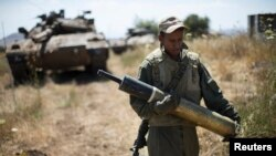 Images from the Golan Heights