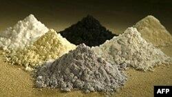 Редкоземельные минералы