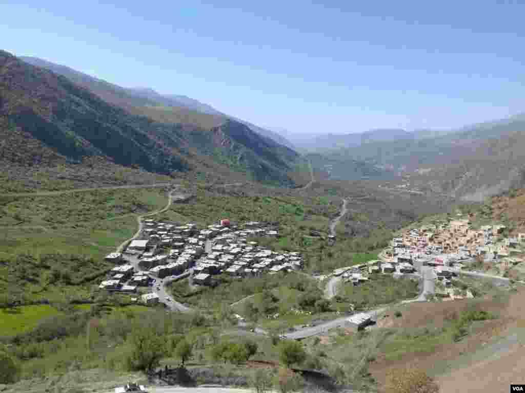 کردستان_سروآباد، روستای دگاگا عکس: پدرام هورامانی (ارسالی شما)