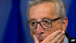 """Presidente de la Comisión Europea, Jean-Claude Juncker a los países de la Unión Europea: """"Estamos perdiendo todo tipo de credibilidad"""""""