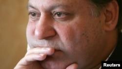 Bivši pakistanski premijer Navaz Šarif.