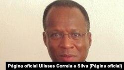 Ulisses Correia e Silva, presidente do MpD