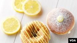 """""""Donuts… ¿Hay algo que no puedan hacer?"""", dice Homero Simpson."""