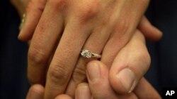 Nueve estados y la ciudad de Washington han aprobado los matrimonios entre personas del mismo sexo.