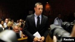 လူသတ္မႈျဖင့္ စြပ္စဲြခံရသူ အိုလံပစ္ ေျခတုတပ္ အေျပးသမား Oscar Pistorius