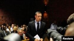 Oscar Pistorius pagó una fianza de 11.000 dólares para salir de la cárcel mientras espera la fecha del juicio.