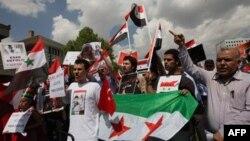 Muxolifat shu hafta Turkiyada ikki kun majlis qilib, prezident Assadni ishdan ketishga chaqirgan