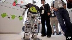 Google ha comprado ocho compañías especializadas en el desarrollo de robots en los últimos meses.