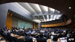 Штаб-квартитра ВТО в Женеве