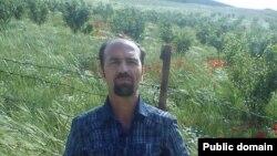 بهنام ابراهیم زاده فعال کارگری دربند ایرانی